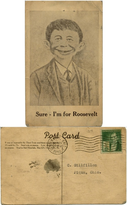 John Bricker Sr.'s Postcard Collection (p. 234)