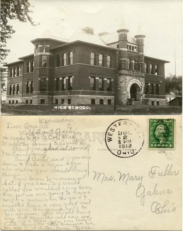 John Bricker Sr.'s Postcard Collection (p. 143)