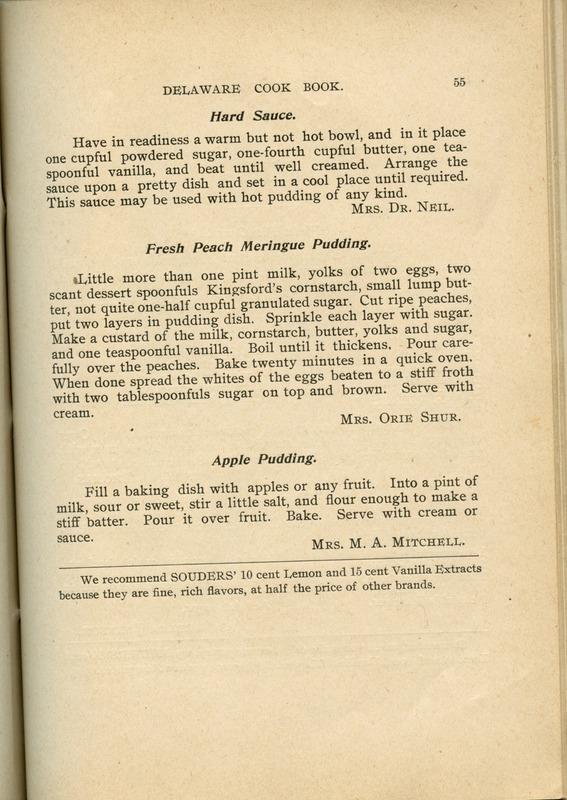 Delaware Cook Book (p. 60)