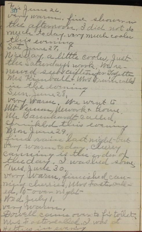 Roberta Hopkins' Journal, 1931-1933 (p. 33)