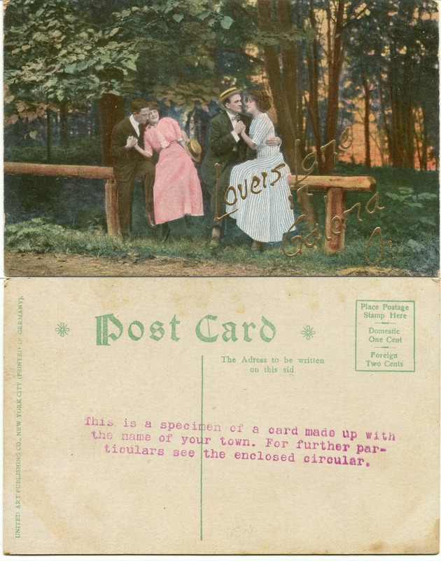 John Bricker Sr.'s Postcard Collection (p. 8)