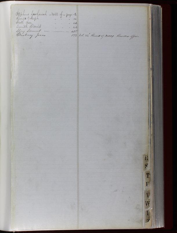 Delaware County Ohio Will Records Vol. 1 1812-1835 (p. 23)