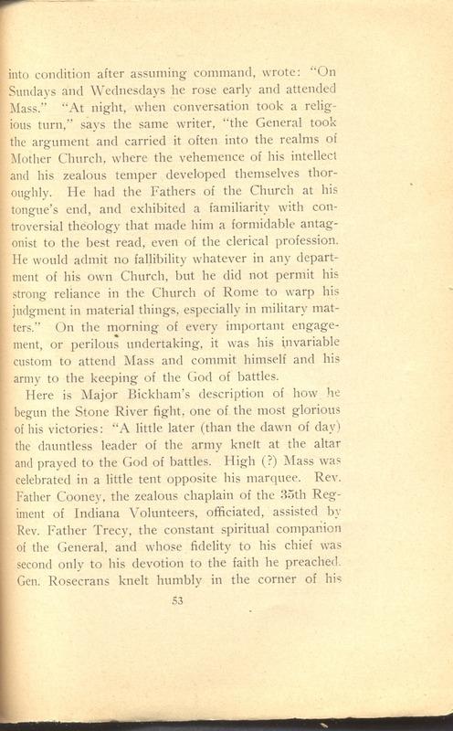 Major-General William Stark Rosecrans (p. 57)