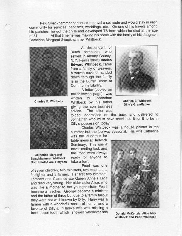 Flashback: A Story of Two Families (p. 78)