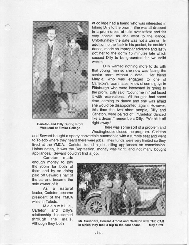 Flashback: A Story of Two Families (p. 62)