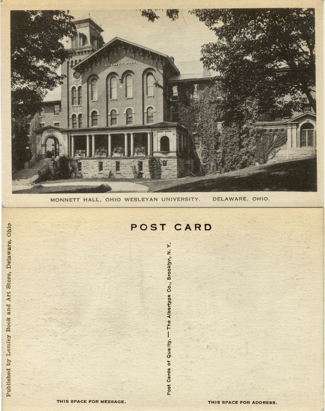 John Bricker Sr.'s Postcard Collection (p. 193)