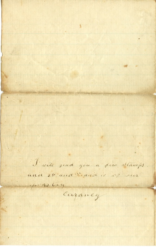 Mitchell Family Civil War Letters (p. 39)