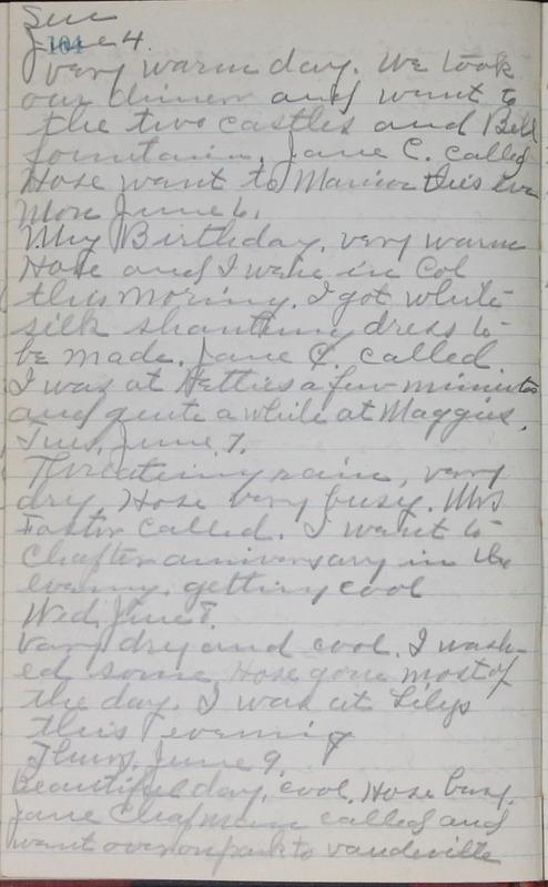 Roberta Hopkins' Journal, 1931-1933 (p. 107)