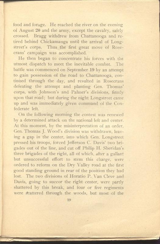 Major-General William Stark Rosecrans (p. 23)