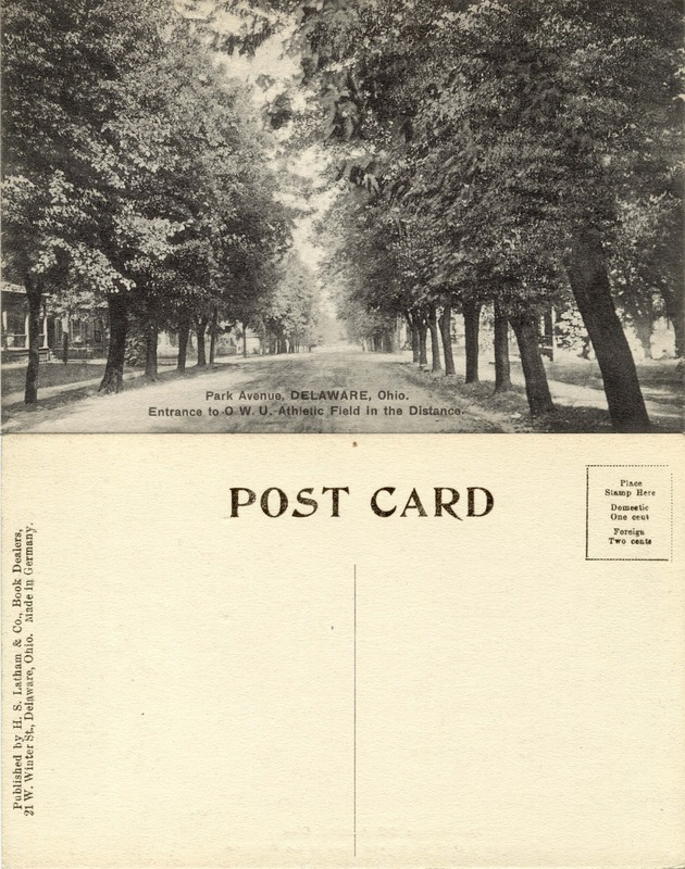 John Bricker Sr.'s Postcard Collection (p. 191)