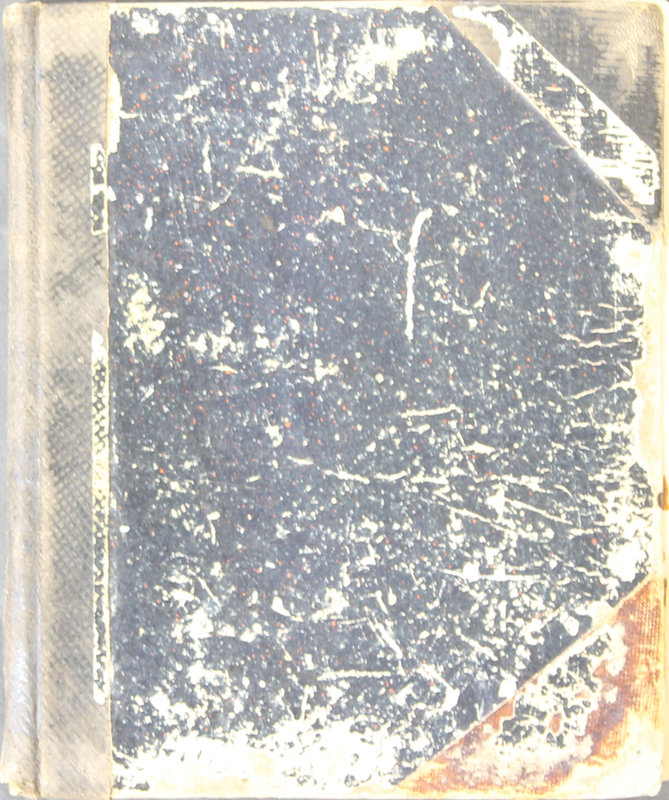 Sessional Records of the 1st Presbyterian Church of Trenton, Delaware Co., Ohio, 1831 (p. 1)