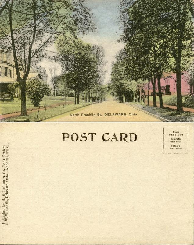 John Bricker Sr.'s Postcard Collection (p. 181)