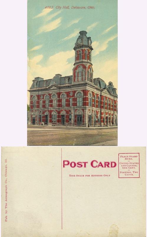 John Bricker Sr.'s Postcard Collection (p. 155)