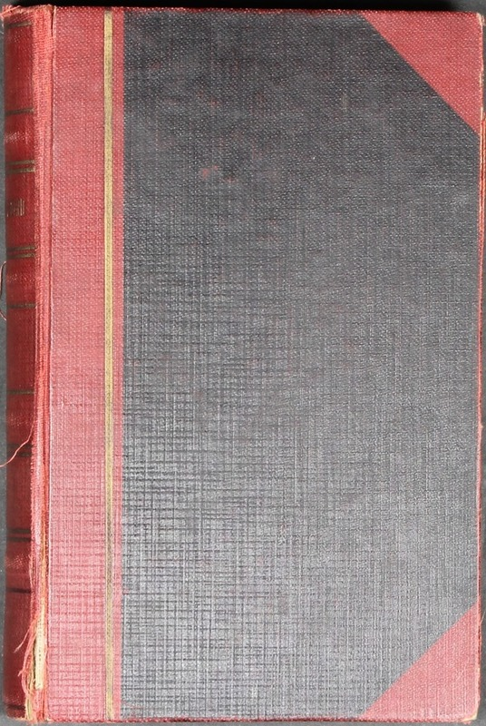 Roberta Hopkins' Journal, 1931-1933 (p. 1)