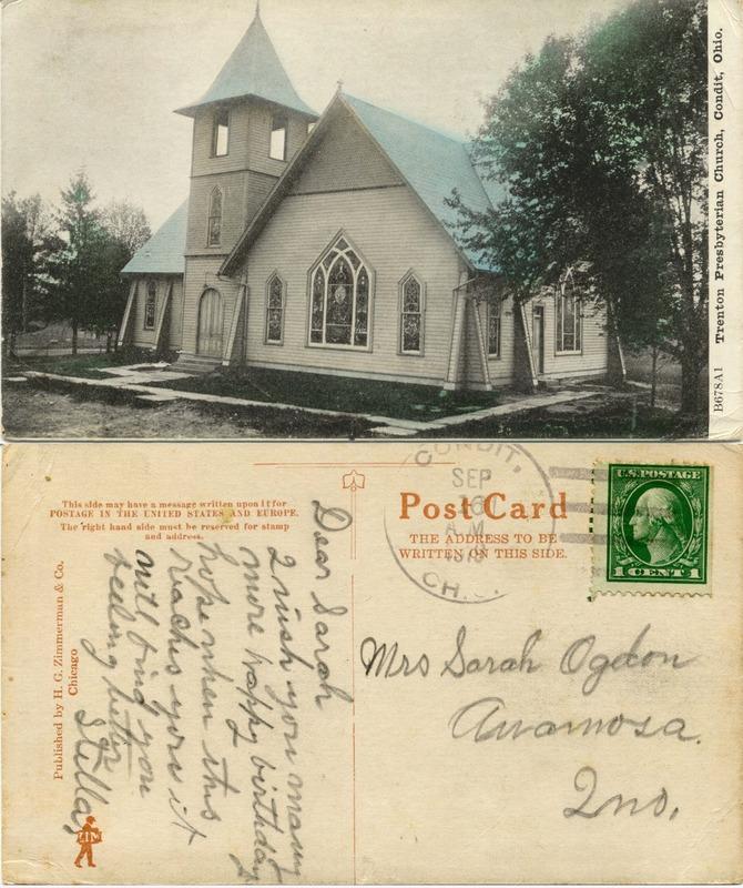 John Bricker Sr.'s Postcard Collection (p. 131)