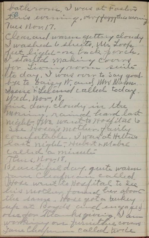 Roberta Hopkins' Journal, 1931-1933 (p. 61)