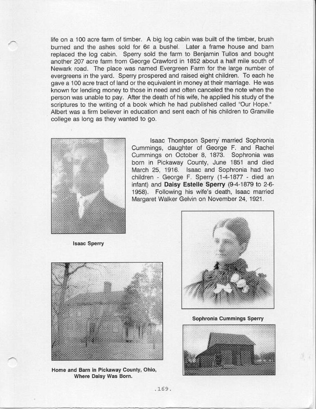 Flashback: A Story of Two Families (p. 181)