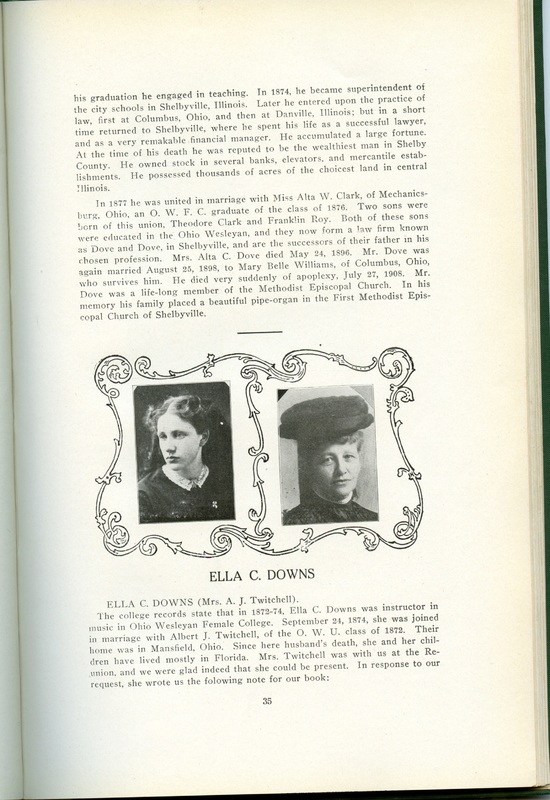 The Souvenir of Forty Years (p. 33)
