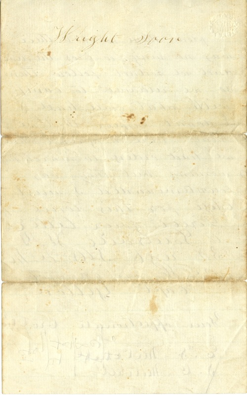 Mitchell Family Civil War Letters (p. 33)