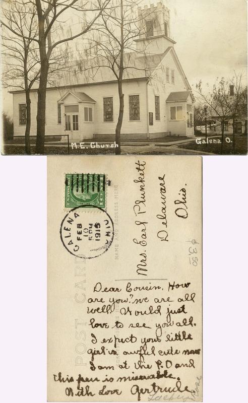 John Bricker Sr.'s Postcard Collection (p. 33)