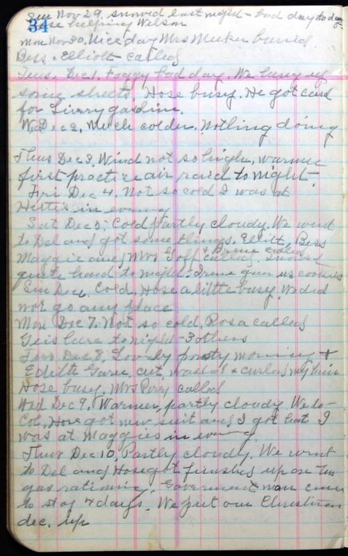Roberta Hopkins' Journal 1941-1943 (p. 48)