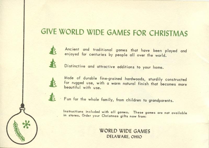 World Wide Games (p. 2)