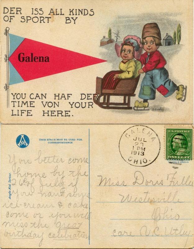 John Bricker Sr.'s Postcard Collection (p. 4)