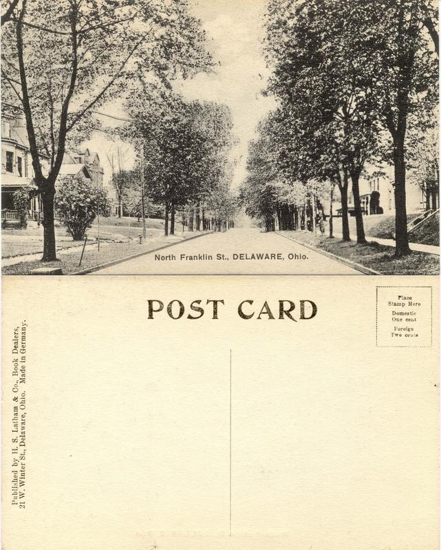 John Bricker Sr.'s Postcard Collection (p. 172)