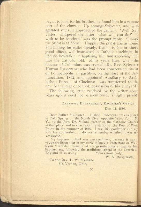 Major-General William Stark Rosecrans (p. 54)