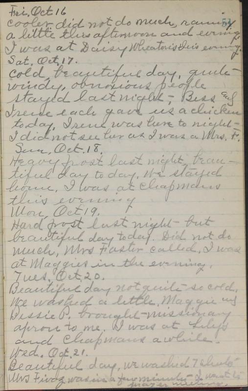 Roberta Hopkins' Journal, 1931-1933 (p. 54)