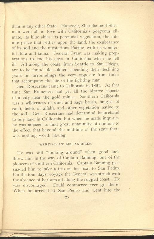 Major-General William Stark Rosecrans (p. 29)