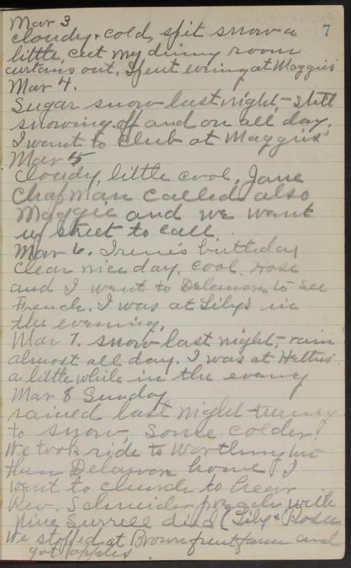 Roberta Hopkins' Journal, 1931-1933 (p. 10)