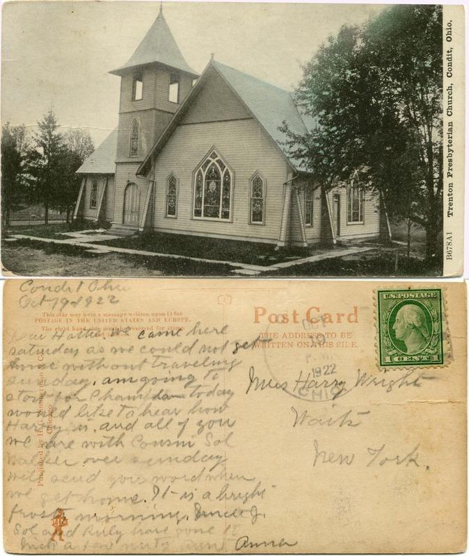 John Bricker Sr.'s Postcard Collection (p. 130)