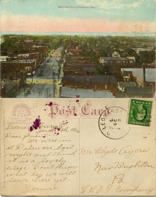 John Bricker Sr.'s Postcard Collection (p. 224)