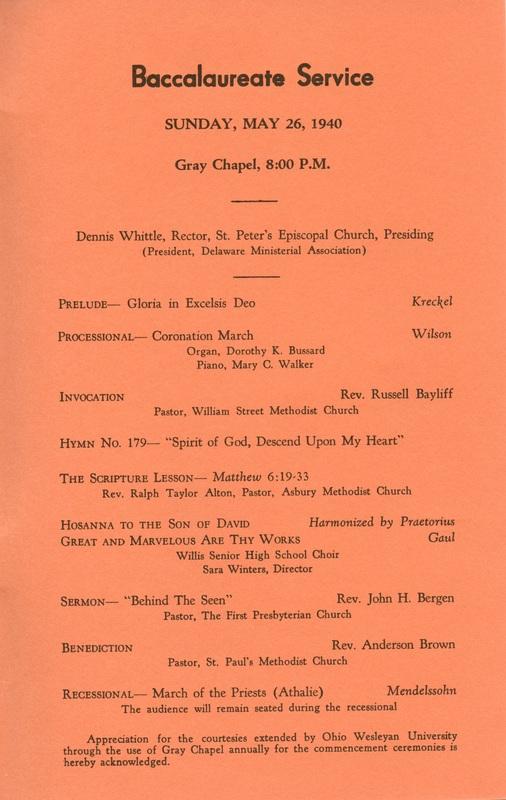 Willis High School Class of 1940 50th Reunion (p. 19)