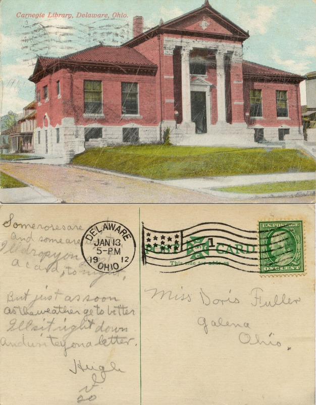 John Bricker Sr.'s Postcard Collection (p. 177)