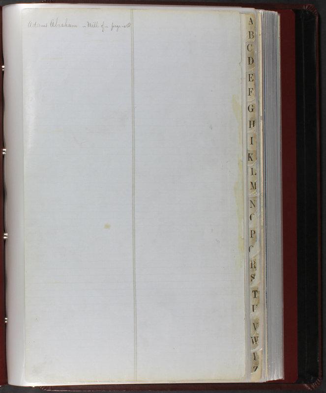 Delaware County Ohio Will Records Vol. 1 1812-1835 (p. 5)