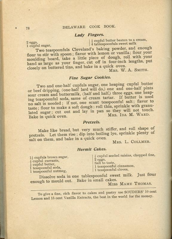 Delaware Cook Book (p. 83)