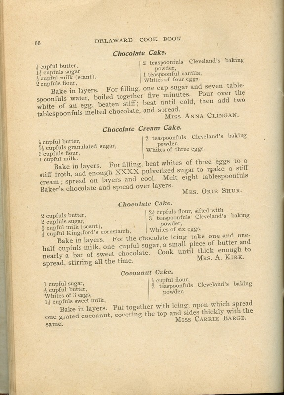 Delaware Cook Book (p. 71)