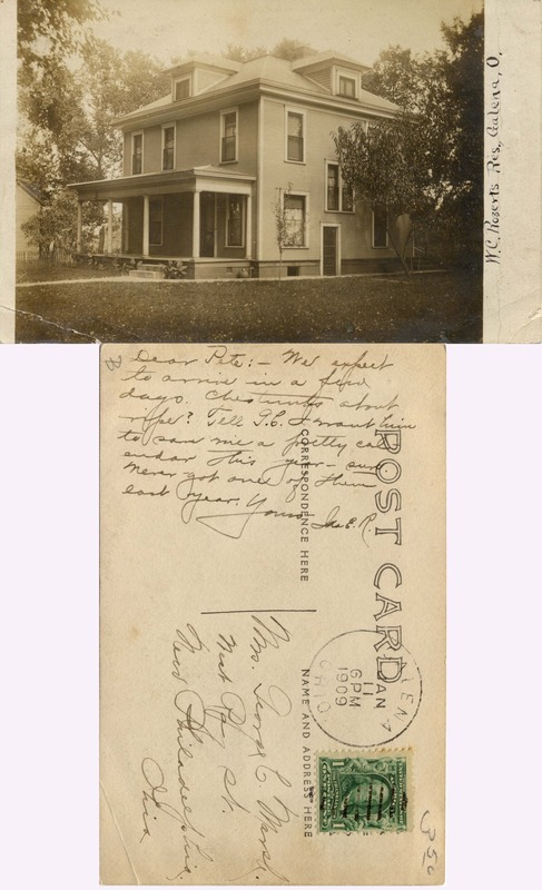 John Bricker Sr.'s Postcard Collection (p. 95)