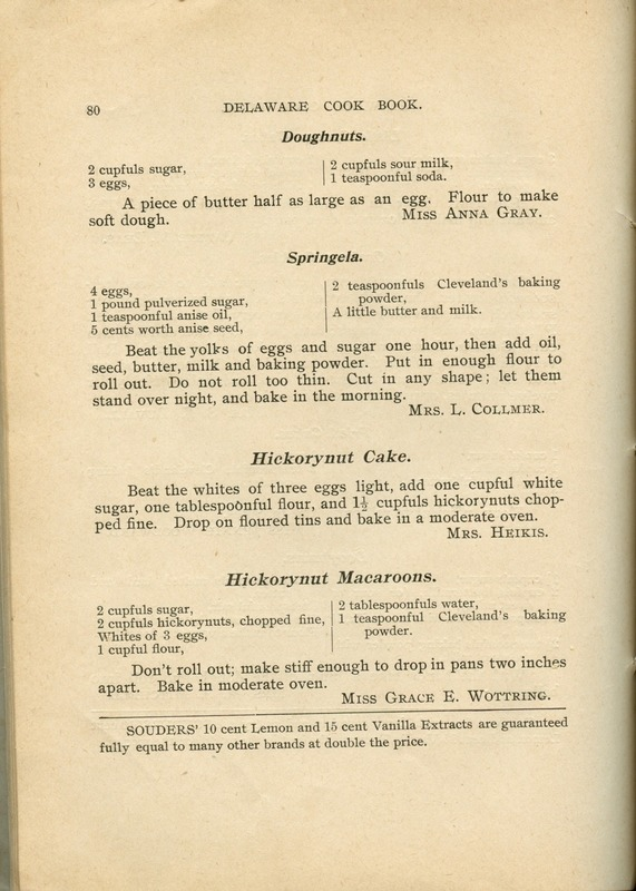 Delaware Cook Book (p. 85)