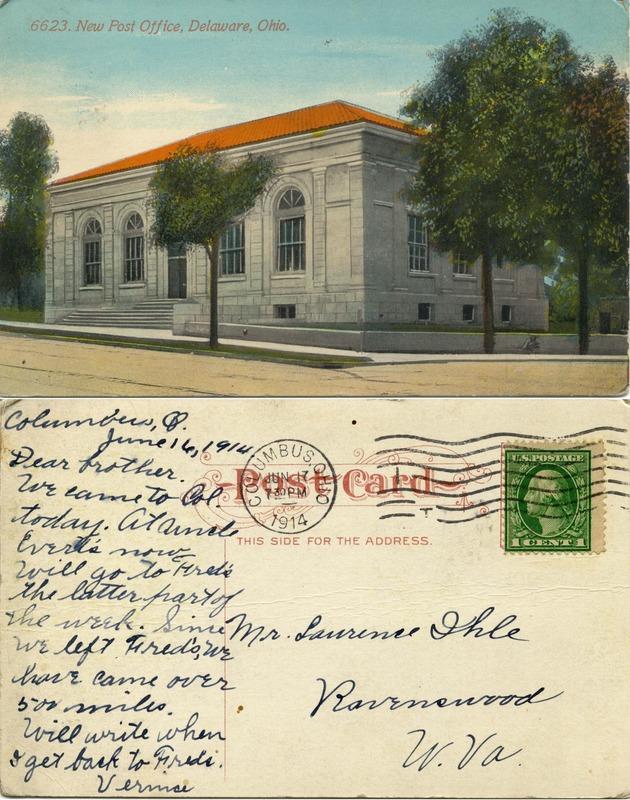 John Bricker Sr.'s Postcard Collection (p. 223)