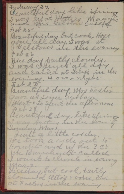 Roberta Hopkins' Journal, 1931-1933 (p. 9)