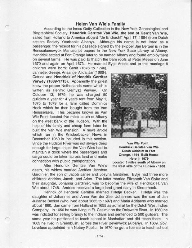 Flashback: A Story of Two Families (p. 187)