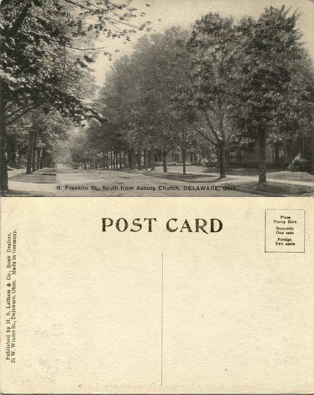 John Bricker Sr.'s Postcard Collection (p. 171)