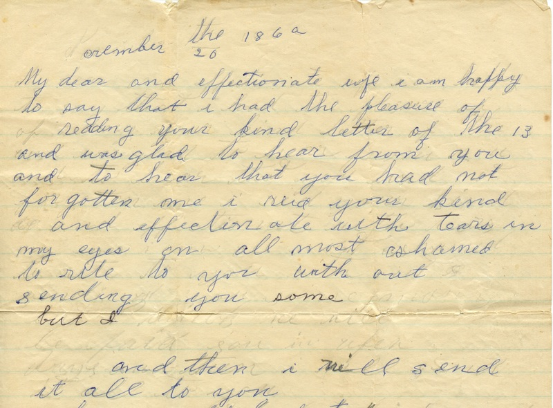 Mitchell Family Civil War Letters (p. 23)