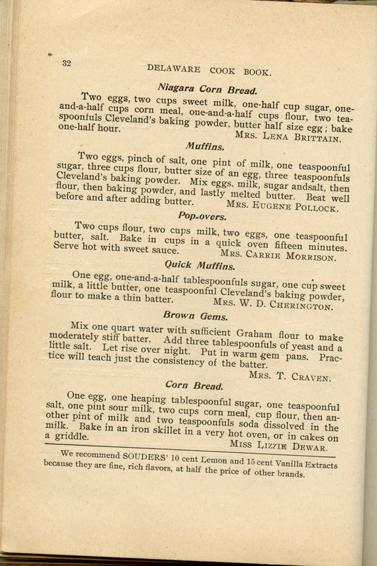 Delaware Cook Book (p. 37)