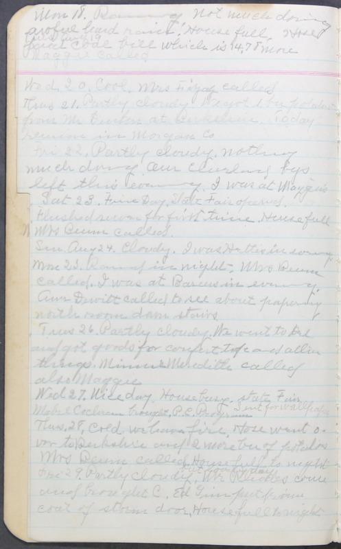 Roberta Hopkins' Journal 1941-1943 (p. 6)