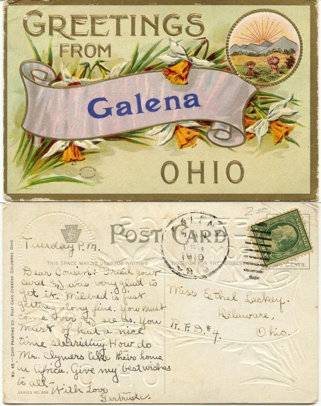John Bricker Sr.'s Postcard Collection (p. 2)