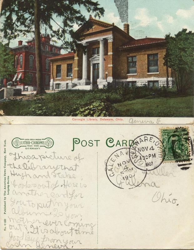 John Bricker Sr.'s Postcard Collection (p. 175)